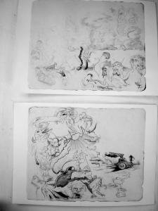 2010 Litografie 85 x 65 cm