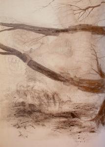 2011 Stopař tužka na papíře 100 x 70 cm (3)