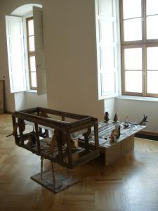 2012 Diplomová práce Trofeje - instalace (z výstavy Galerie u Dobrého pastýře)